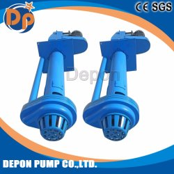 Widely Used in Industry Single-Stage Single-Suction Vertical Slurry Pump