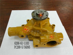 PC200-5 Water Pump (6206-61-1103)