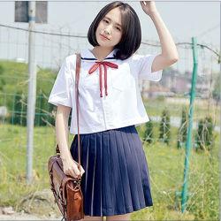 1547b897d School Uniform Manufacturers High Quality Junior High School Uniforms Skirt