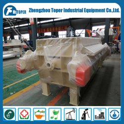 Automatic Slurry Chamber Filter Press, Dewatering Filter Press Made by Chinese Manufacturer