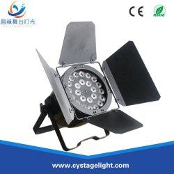 24pcsx15W Rgbwauv LED PAR Can Stage Lighting