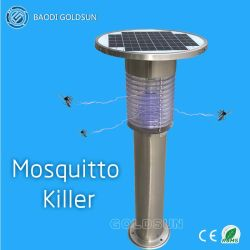 Solar Mosquito Killer Lamp, Beautiful, Power Saving, Healthy, Safe, Green Environmental Protection