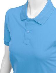 Custom Womens Dry Fit Sports Polo Shirts