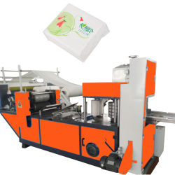 Automatic Serviette Paper Making Machine