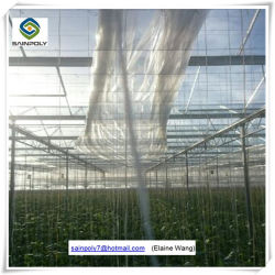 Commercial Hydroponic Systems PC Sheet Greenhouse