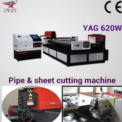 Good Speed Metal Sheet Cutting for YAG Laser Cutting Machinery