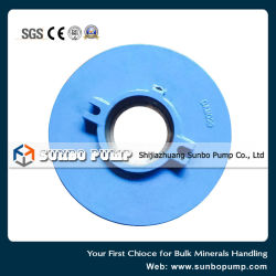 High Chrome Alloy Centrifugal Slurry Pump Parts for Minerial Processing
