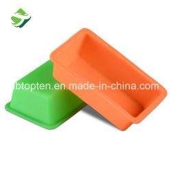 Customized 100% Food Grade Silicone Toast Bread Mold for Baking