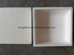 High Temperature Fused Quartz Ceramics Crucible