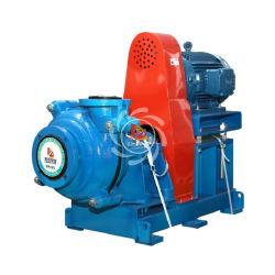 Single Stage Centrifugal Gold Mining Slurry Pump with Drive Motor