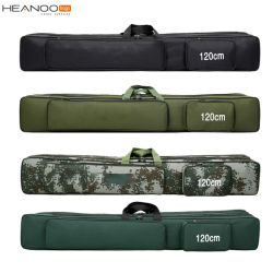 Waterproof Large Olive Green Insulated Holdall Shoulder Tackle Fishing Rod Bag