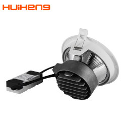 Dimmable 3 Inch Aluminium 10W 20W 25W 30W Ceiling Recessed LED COB Downlight