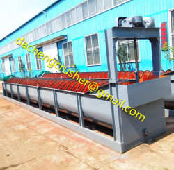 High Efficiency Mining Machine Spiral Classifier Dewatering System