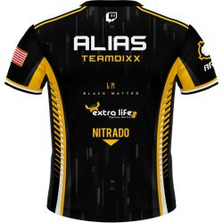 E-Sports Apparel Design Manufacturer with Good Price and Quality