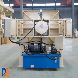 Ceramic Production Slurry Treatment Filtering Machine