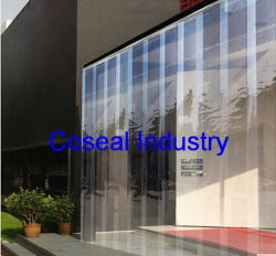 Polar Anti-Insect Welding Soft Clear Plastic PVC Strip Door Curtain with EU RoHS