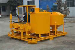 LGP500 700 100 Pi-E Jet Grouting Equipment Cement Grout Injection Pump