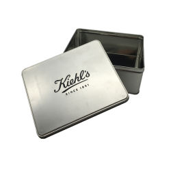 Korea Cosmetic Packaging Box Tin Box for Cosmetic Promotion Wholesale