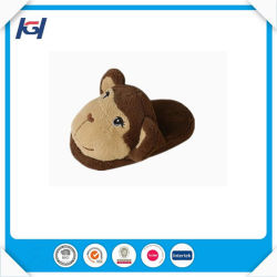 Very Popular Funny Stuffed Adult Cartoon Monkey Slippers