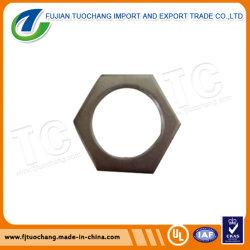 Carbon Steel Silver Equal Hexagon Locknut