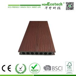 Durable Co-Extrusion Composite Decking Huasu Capped WPC Decking Floor