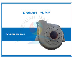 Dredge Slurry Centrifugal Water Pump