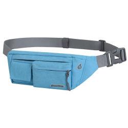 Purple Travel Sports Running Hiking Hip Pack Waist Bag