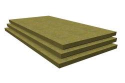 Fireproof Rockwool Insulation Price 50mm Board Rock Wool