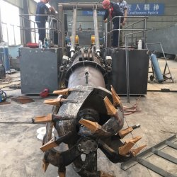Hydraulic Sand Mining Cutter Suction Dredger