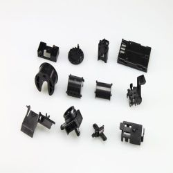Superior Black PBT Clamp for Industry and Engineering Products