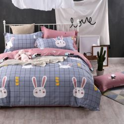 Charmant Made In China Wholesale Manufacture Cartoon Cotton Duvet Cover Bed Sheet