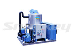 5t/d Fast Cooling Slurry Ice Machine for Fishery on Vessel