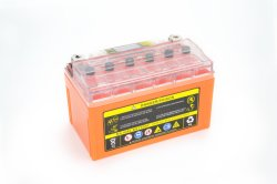 12V 8.6ah Ytz10s Outdo Digital Display Gel Mf Maintenance Free Factory Activated Power Sports High Performance Rechargeable Lead Acid Motorcycle Battery