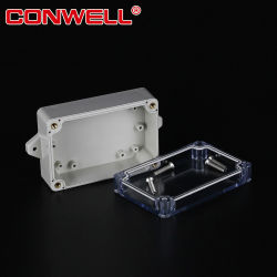 Fixed Ear Type Ip65 Pvc Plastic Waterproof Small Electrical Junction Box
