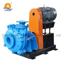 Hot Selling Slurry Pump Spare Parts Impeller Factory