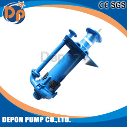 Enery Saving High Efficiency Submerisble Vertical Sump Slurry Pump
