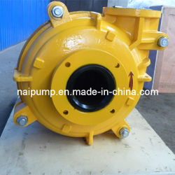 Rubber Lined Single Stage Horizontal Slurry Pump (AHR)