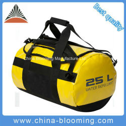 Outdoor Sport Travel Waterproof Tarpaulin Backpack Bag