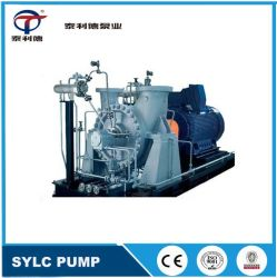 API610 BB2 High Temperature Low Cavitation Chemical Medium Pump Flushing Plan 11+52