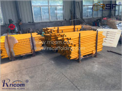 Construction Scaffolding Steel Formwork Props Jack Adjustable Beam Support Bar