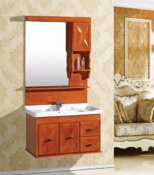 Factory Supply Attractive Price modern Brazilian Style Oak Bathroom Furniture