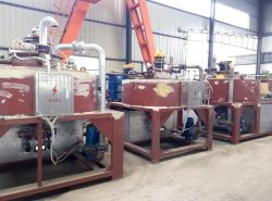 High Gradient Slurry Magnetic Separator for Ceramic Raw Materials
