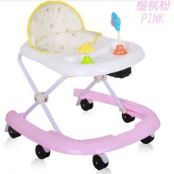 Wholesale Cheap Multifunction Round Music Baby Walker