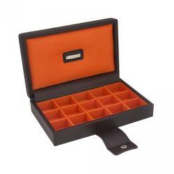Nice Handmade Plastic Paper Tie Clip Gift Cufflink Packing Box