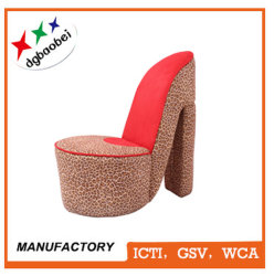 High Heel Modern Children Nursery Furniture End Chair Sf 56