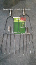 High Carbon Steel Garden Fork Steel Fork