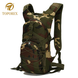 Factory Directly Sale Outdoor Military Camouflage Backpack Sport Bag