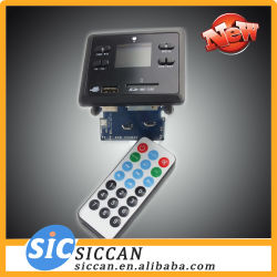 """Digital Audio MP3 Player Module with Remote Controller (1.5"""" ..."""