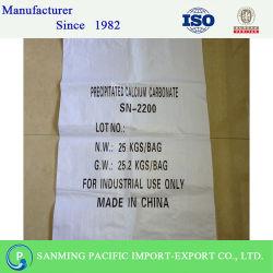 Ultrafine Precipitated Calcium Carbonate Plastic Rubber Additives for Rubber