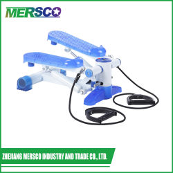 Home Use Sports Equipment Mini Fitness Twist Stepper with Rope